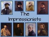 Impressionist Mini Posters/Slideshow