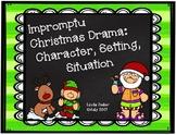 Impromptu Dramas: Christmas
