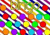 Improper Fractions & Mixed Number Bingo Game