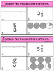 Improper Fractions and Mixed Numbers Oddball Set