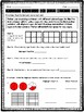Improper Fractions and Mixed Numbers Quiz FREEBIE