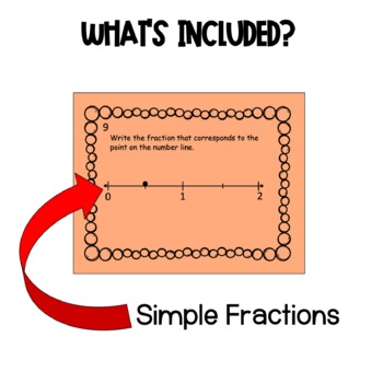 Improper Fractions and Mixed Numbers on a Number Line