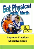 Improper Fractions and Mixed Numerals