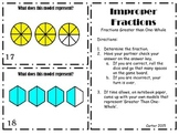 Improper Fractions
