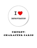 Improv: Character Cards