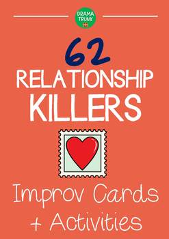 Improv Lesson Plan (Creative improvisation cards with improv activities)