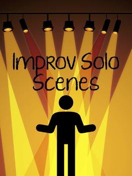 Improv Solo Scenes