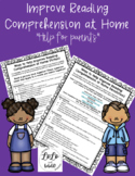 Improve Reading Comprehension at Home: Help for Parents