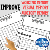 Improve Reading | Therapeutic Activity for Visual Memory,