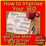 Improve SEO and Drive More Traffic to Your TPT Store Search Engine Optimization