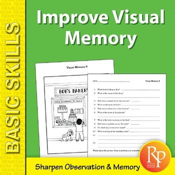 Improve Visual Memory 1