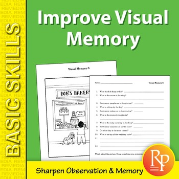 Improve Visual Memory 1
