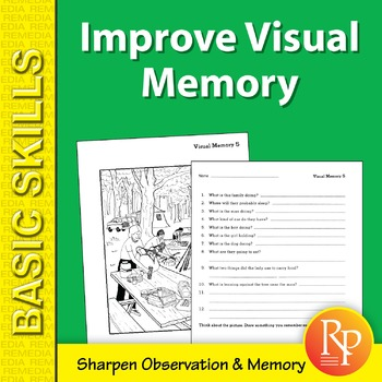 Improve Visual Memory 2