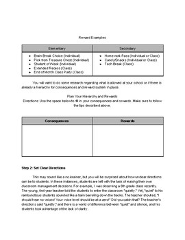 Improve Your Classroom Management in 15 Minutes or Less: Teacher Workbook