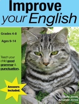 Improve Your English (US English Edition) Grades 4-8