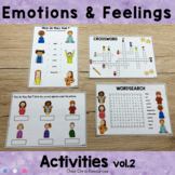Vocabulary: Emotions