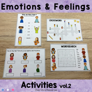 Vocabulary: Emotions