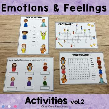 Improve your vocabulary: Emotions