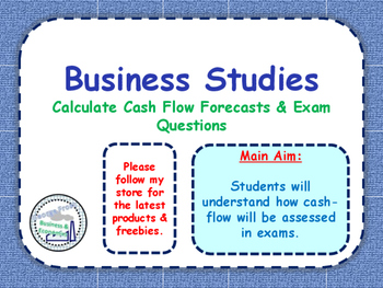 Improving Cash Flow - How a Business Can Improve Their Cas