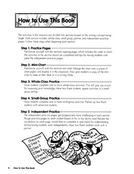 Improving Grammar & Early Writing Skills