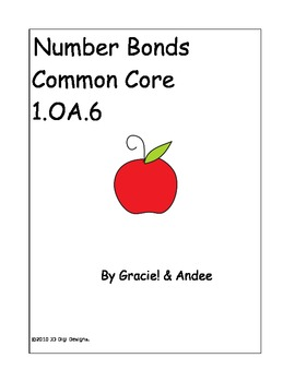 Improving Math Fluency by Using Number Bonds