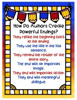 Improving Narrative Writing