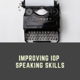 Improving Public Speaking Skills (IOP)