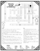 Improving Reading Comprehension Crossword