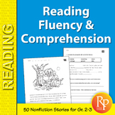 Improving Reading Fluency & Comprehension (Grades 2-3)