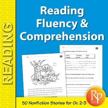 Improving Reading Fluency & Comprehension (Grades 2-3)