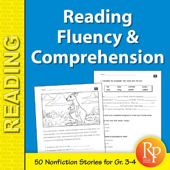 Improving Reading Fluency & Comprehension (Grades 3-4)