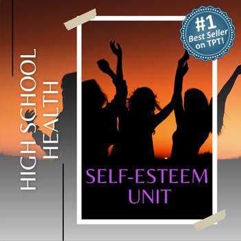 Self-Esteem Lessons: Get 16 Self-Esteem Lesson Plans in this Fun Health Unit!