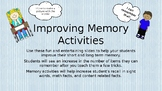 Improving Student Memory