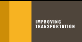 Improving Transportation in Western Virginia and the New Nation
