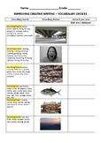 Improving Vocabulary Choices - Creative Writing