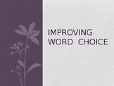 Improving Word Choice