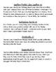Improvisation Speaking Skit Packet for Spanish 3