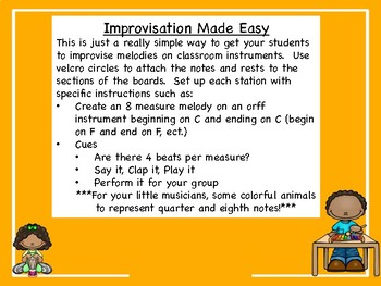 Improvisation for Younger Learners
