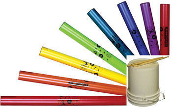 Improvise with Boomwhackers