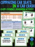 Impulse Momentum Car Seat Crash Test Claim Evidence Reason