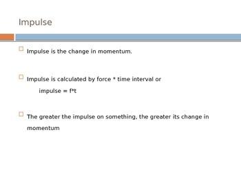 Impulse Powerpoint