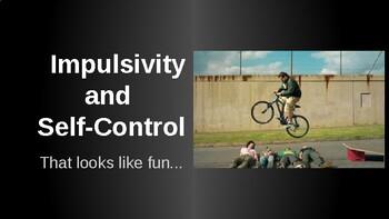 Impulsivity PowerPoint