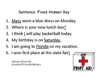 In A Fix In First Grade