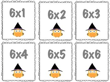 In A Flash! Multiplication Edition