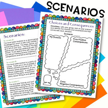 In A Pickle--Decision Making Social Skills