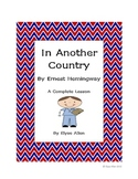 In Another Country by Ernest Hemingway, A Short Story Lesson