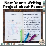 New Year Writing Project on Peace