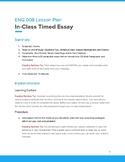 In-Class Timed Essay on Ubuntu