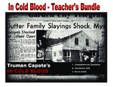In Cold Blood Teacher's Bundle - Questions, Vocabulary, & Movie Guide