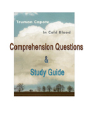 In Cold Blood by Truman Capote - Study Guide Questions and
